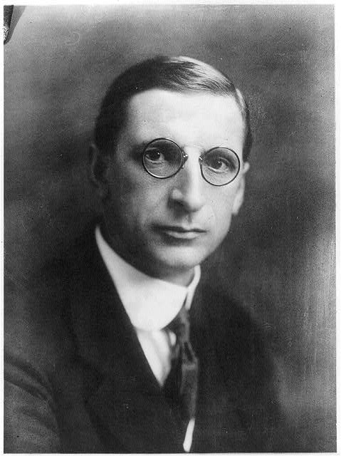 This image ofEamon de Valera in 1922 is from the National Photo Company collection at the Library of Congress.
